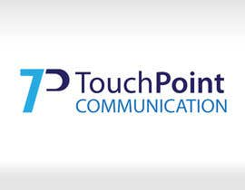 #177 for Design a Logo for Touch Point Communication af pupster321