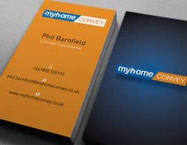 #22 cho Business Card Design for Real Estate Lawyer with revision of logo. bởi midget