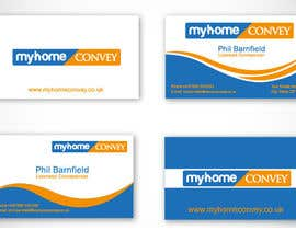 #16 cho Business Card Design for Real Estate Lawyer with revision of logo. bởi designdecentlogo