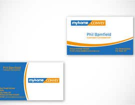 #17 cho Business Card Design for Real Estate Lawyer with revision of logo. bởi designdecentlogo