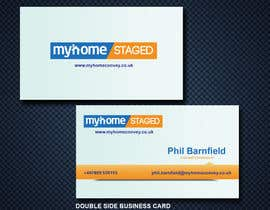 #53 para Business Card Design for Real Estate Lawyer with revision of logo. por pcmedialab