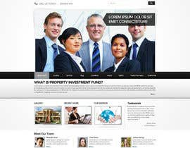 #13 for Design a website for a Property Investment Fund by aliraza91