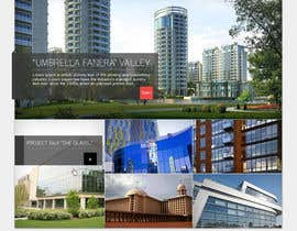 #18 for Design a website for a Property Investment Fund by aleksejspasibo