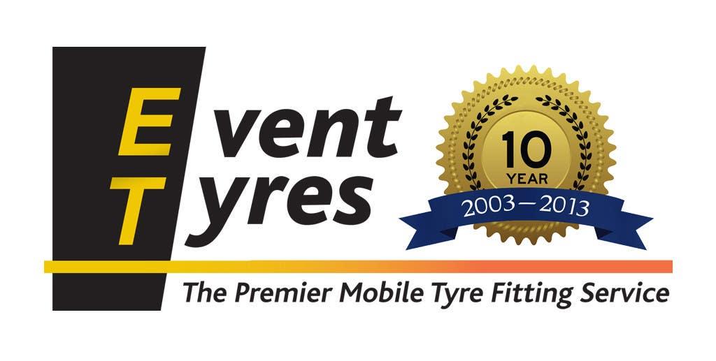 Kilpailutyö #97 kilpailussa 10th Anniversary logo update / design