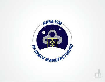#713 for NASA In-Space Manufacturing Logo Challenge by ManuelRuizH