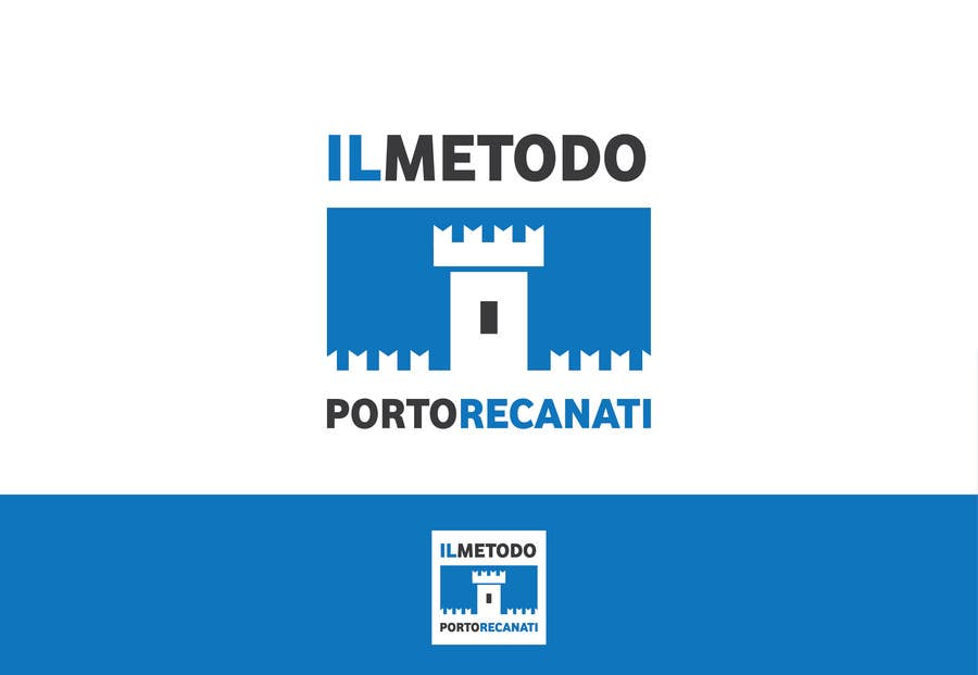 #30 for Logo for Ilmetodoportorecanati by logo24060