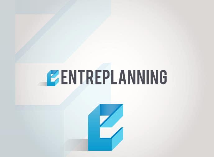#12 for Entreplanning Logo by PoisonedFlower