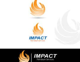 #221 for Design a Logo for Impact Petroleum Services af mughal300