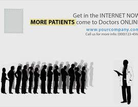 #15 para Ad to attract doctors to have presence in internet por muhammadirman