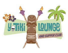 crvdesign tarafından Design a Logo for a Tiki Bar / Restaurant - Artists with 50's flair wanted! için no 72