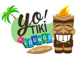 Elars tarafından Design a Logo for a Tiki Bar / Restaurant - Artists with 50's flair wanted! için no 98