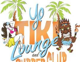 #64 untuk Design a Logo for a Tiki Bar / Restaurant - Artists with 50's flair wanted! oleh pauliciaolivier