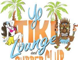 pauliciaolivier tarafından Design a Logo for a Tiki Bar / Restaurant - Artists with 50's flair wanted! için no 66