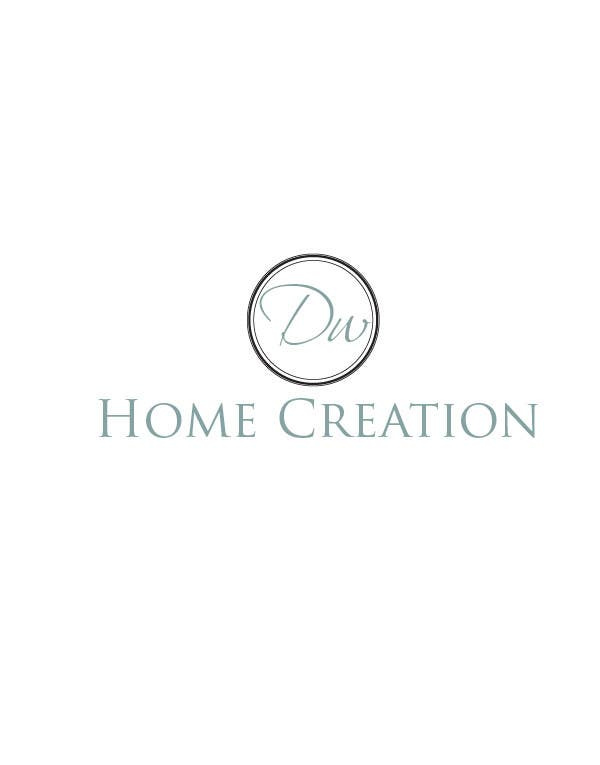 Inscrição nº 20 do Concurso para Design a Logo for my company - DW Home Creations