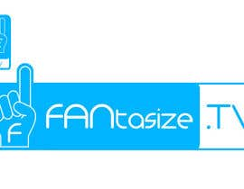 #50 untuk Design a Simple Logo for Fantasize.TV! oleh aneeque2690