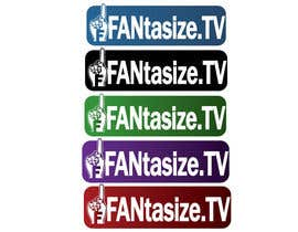 #29 untuk Design a Simple Logo for Fantasize.TV! oleh manuel0827