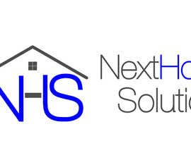 #101 for Design a Logo for Next Home Solution by dominion66