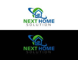 #103 for Design a Logo for Next Home Solution by texture605