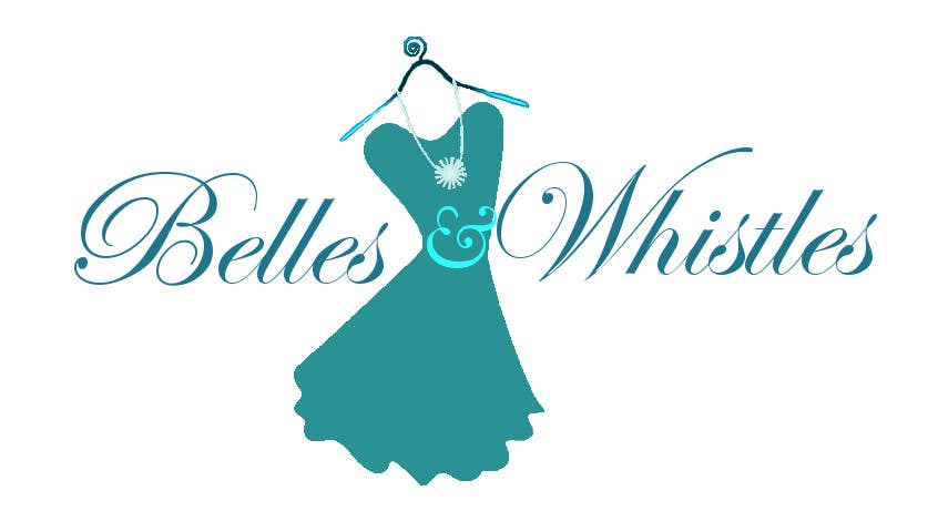 #106 for Design a Logo for Belles n Whistles by Azaerus
