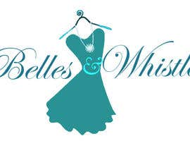 #106 for Design a Logo for Belles n Whistles af Azaerus