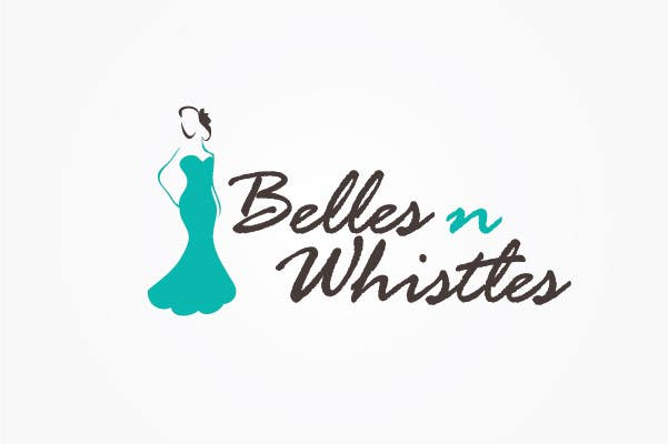 #39 for Design a Logo for Belles n Whistles by orbit360designs