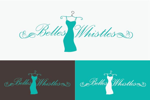 #42 for Design a Logo for Belles n Whistles by orbit360designs
