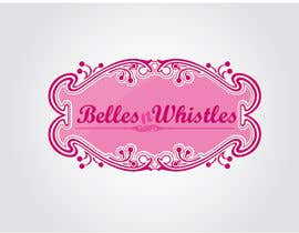 nº 101 pour Design a Logo for Belles n Whistles par orbit360designs