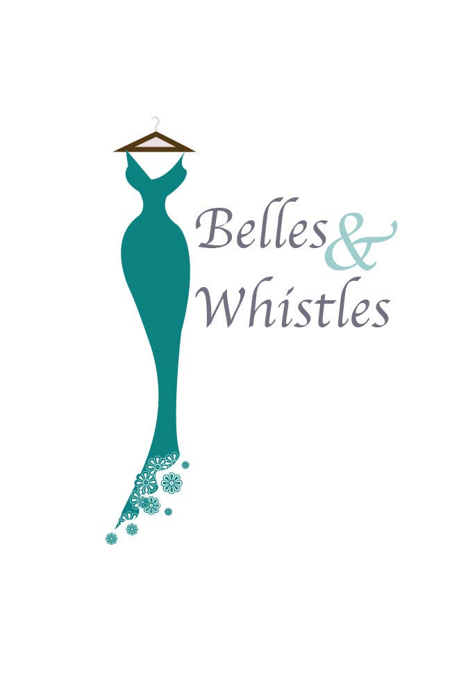 #48 for Design a Logo for Belles n Whistles by creativebucket11