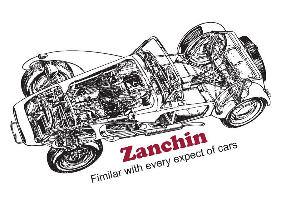 Participación en el concurso Nro.420 para Logo Design for car dealership group, consisting of 24 import stores