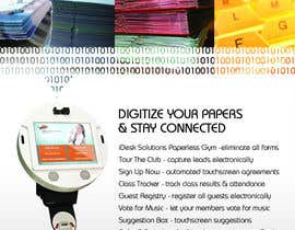 #36 untuk Advertisement Design for iDesk Solutions oleh lokko777
