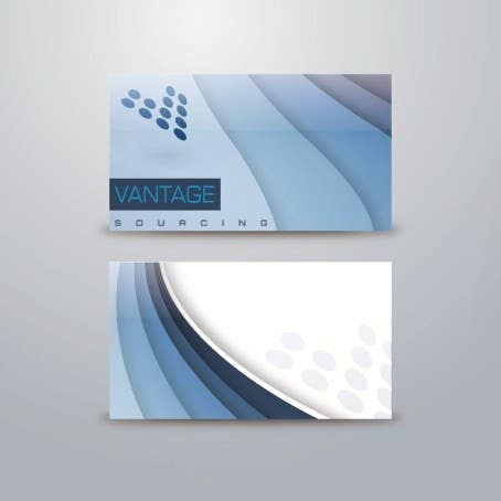 #62 for Business Card with Existing logo by ramiwolf