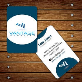 #26 for Business Card with Existing logo by dgnextt