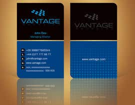 #69 for Business Card with Existing logo af linokvarghese