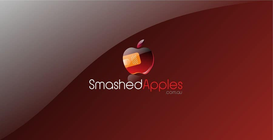 #103 for Design a Logo for smashedapples.com.au by kasif20