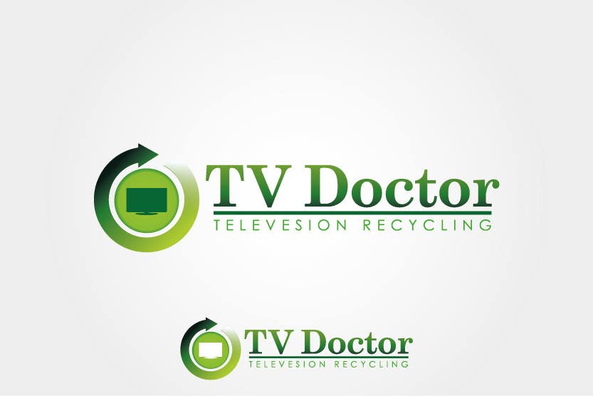 Proposition n°111 du concours Design a Logo for tv doctor recycling