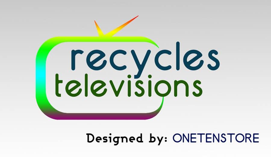 Penyertaan Peraduan #20 untuk Design a Logo for tv doctor recycling
