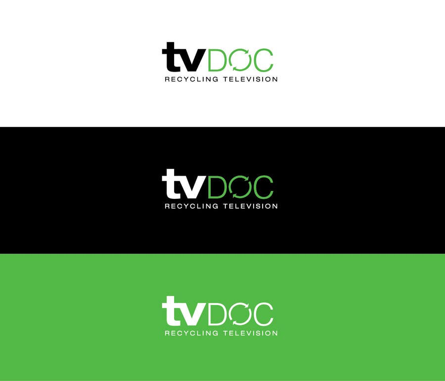 #86 for Design a Logo for tv doctor recycling by amoghiyer