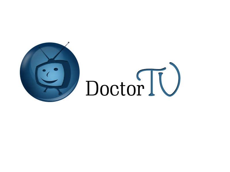 Penyertaan Peraduan #106 untuk Design a Logo for tv doctor recycling