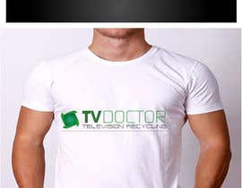 Nro 129 kilpailuun Design a Logo for tv doctor recycling käyttäjältä slobodanmarjanu