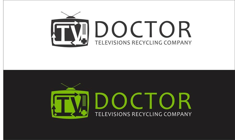 Proposition n°15 du concours Design a Logo for tv doctor recycling