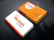 Graphic Design Contest Entry #56 for Design a Business Card for FitEx Meals