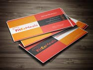 Graphic Design Contest Entry #106 for Design a Business Card for FitEx Meals