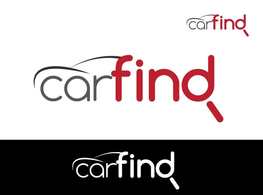 Proposition n°55 du concours Design a Logo for a car search website