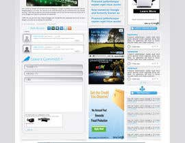 logitac tarafından Website Design for freelance shop için no 124