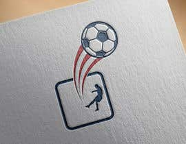 #20 para Logo designe about football and its outcoming power of walls and barriers por Hakuna614