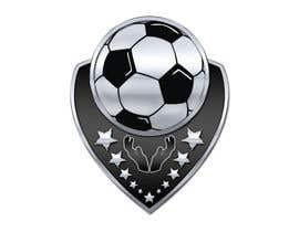 #16 para Logo designe about football and its outcoming power of walls and barriers por UnstableEntropy