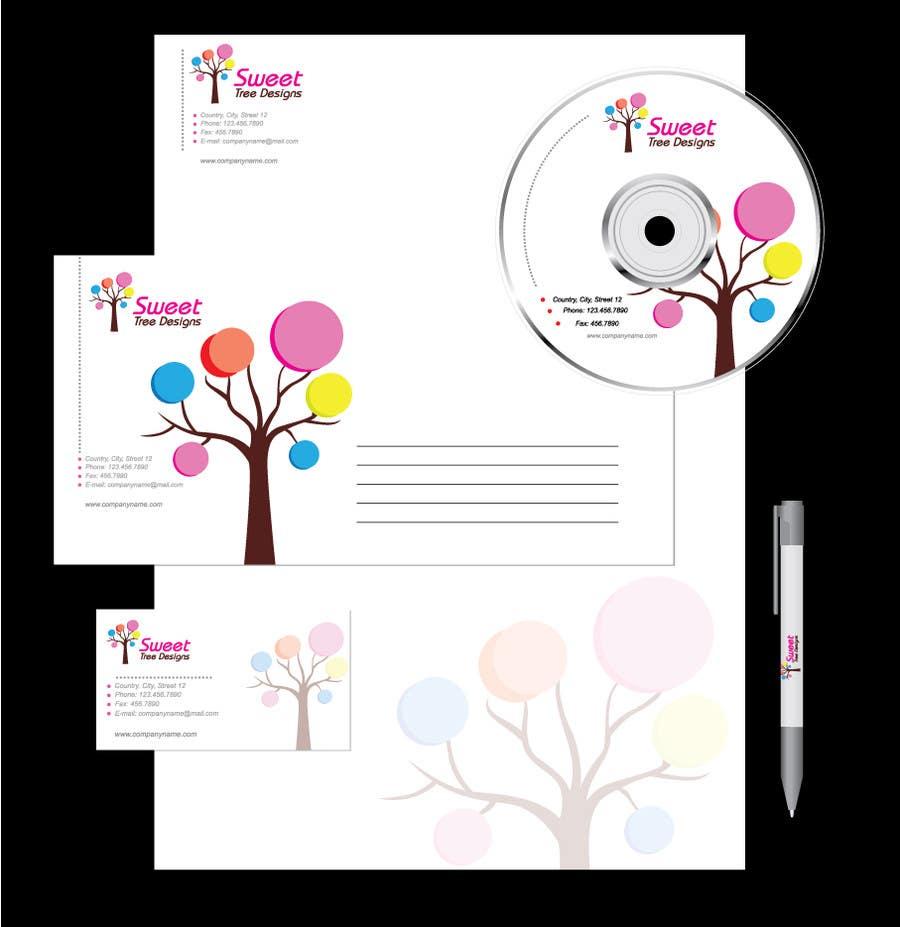 Penyertaan Peraduan #169 untuk Design a Logo for a Boutique Candy Company