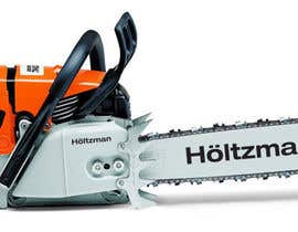 amoghiyer tarafından Design a Logo for Powertool Brand (Chainsaw, Garden Tool, Generator) için no 1