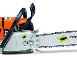 nº 28 pour Design a Logo for Powertool Brand (Chainsaw, Garden Tool, Generator) par raj1523