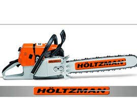 khaledboukhris tarafından Design a Logo for Powertool Brand (Chainsaw, Garden Tool, Generator) için no 45